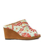 Bora Bora Wedge Sandal