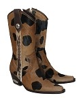 Telluride Brown Cowboy Boot