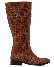Manchester Brown Riding Boot