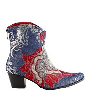 Lone Star Short Bootie