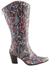 Northern Lights Modern Cowboy Boots