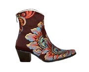 Passion Ranch Short Bootie