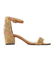 Urban Safari Ankle Strap Sandal